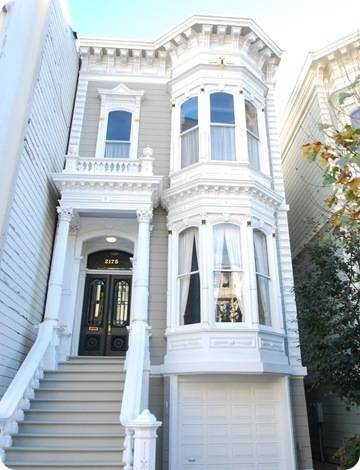 gray san francisco victorian