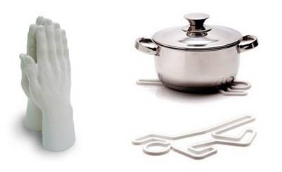 salt and pepper trivet