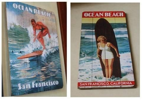 vintage style prints