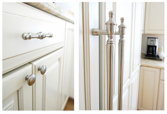 kitchen pulls and knobs
