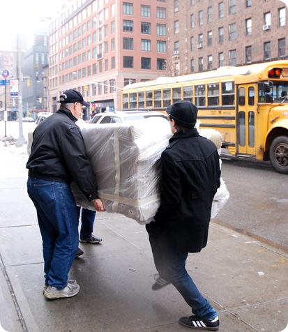 sofa movers