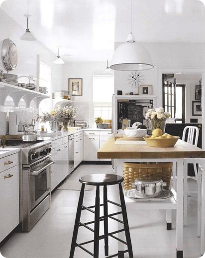 thomas obrien kitchen via thecitysage