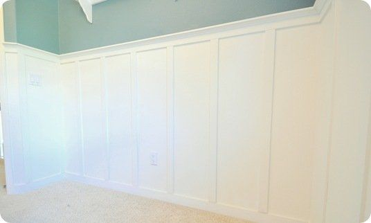 boys room shelf wall