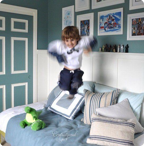 cg boy jumping