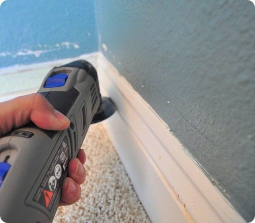 dremel multimax baseboards