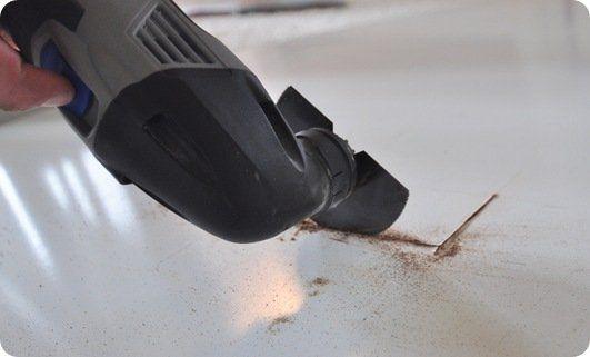 dremel multimax cut out socket