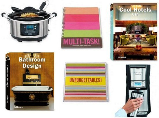 joss and main kitchen and books