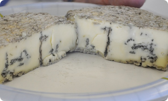 blue cheese aged