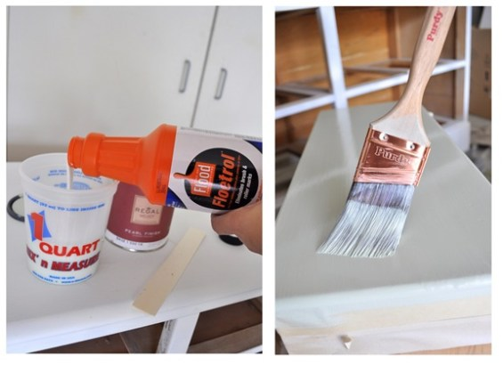 How To Paint Furniture Centsational Style