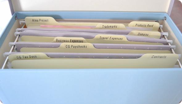cg file folder