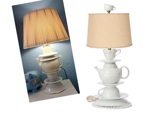 anthro teapot lamp