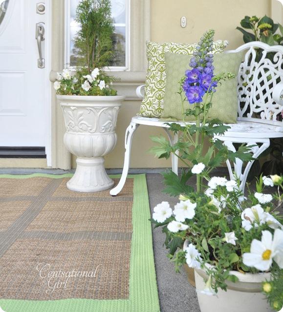 centsational girl porch