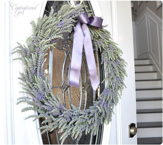lavender wreath open door cg