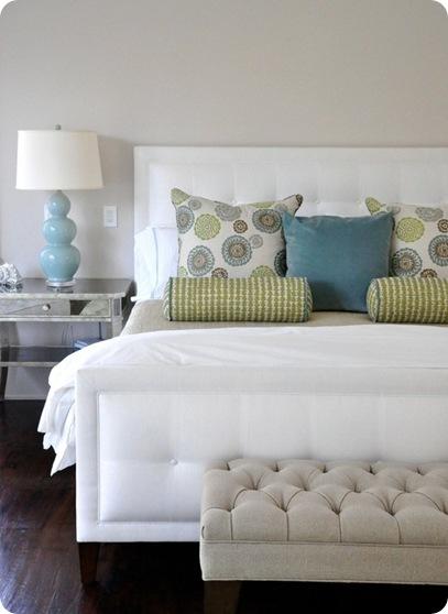 house tweaking via pinterest bedroom