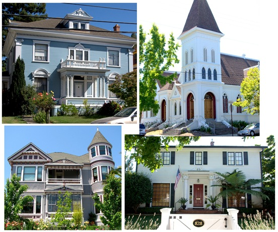 petaluma homes