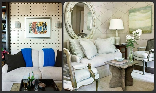 Nailhead Trim collage