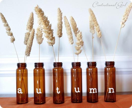 autumn on bottles cg