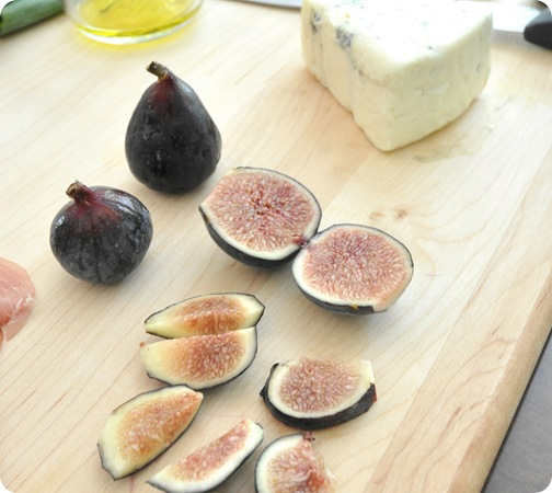 mission figs sliced