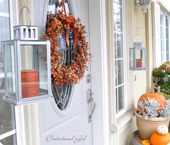 hanging lanterns on porch cg