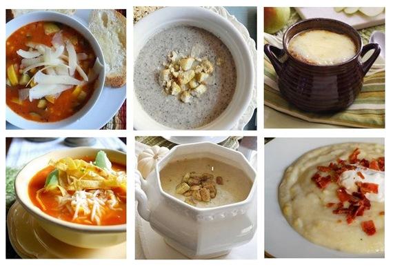 six soups cg