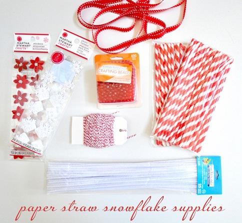 paper straw snowflake supplies-1