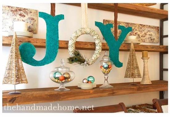 handmade christmas letters