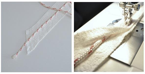 sewing piping