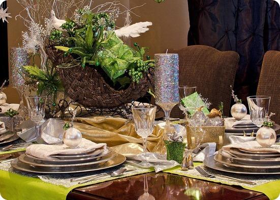 sparkle table #2
