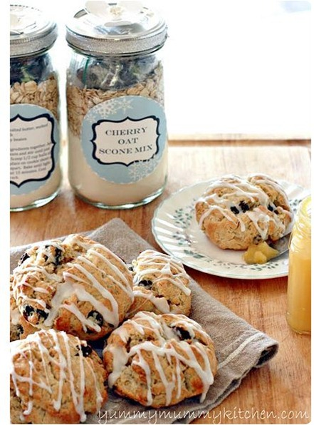 yummy mummy scone mix printable