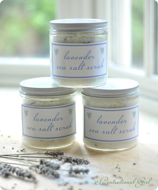 lavender sea salt scrub cg