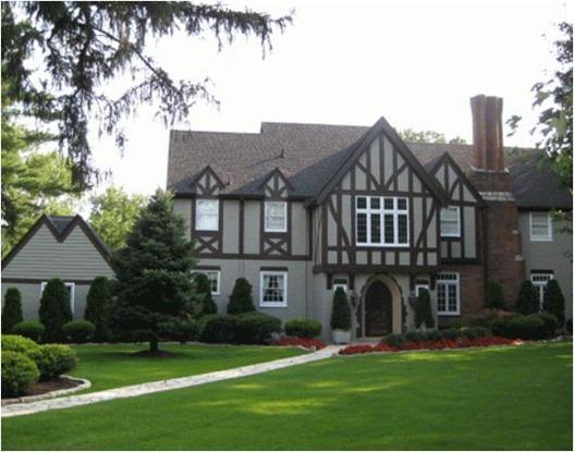 Tudor Home Paint Colors Exterior