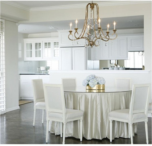 ashley goforth drop tablecloth dining table