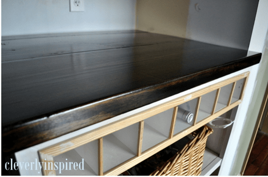inexpensive wood countertops