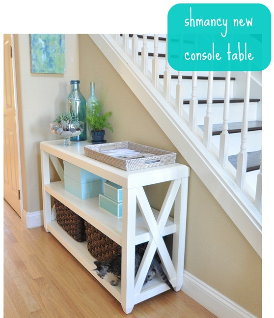 new console table