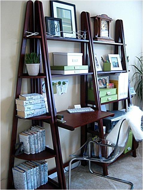 office on a shelf eatsleepdecorate
