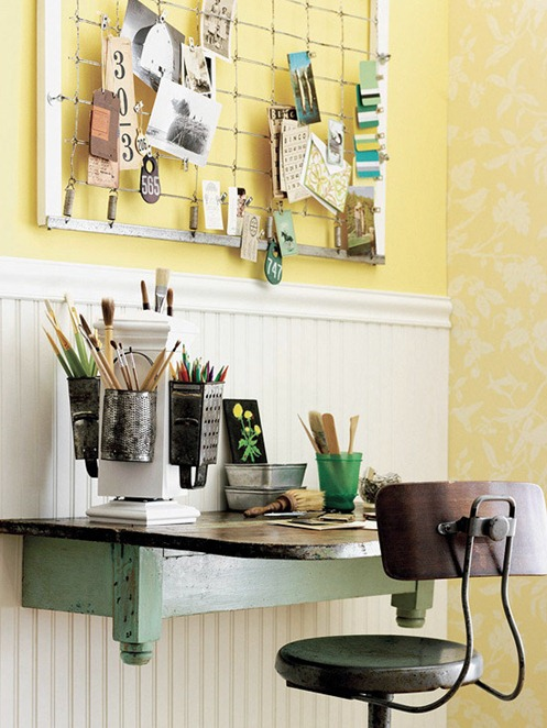 wall mount desk bhg