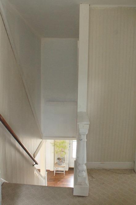 jen upstairs hallway