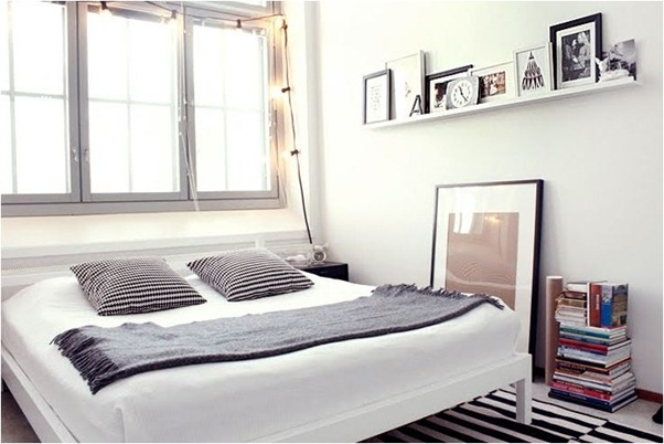 likainen parketti bedroom via the veda house