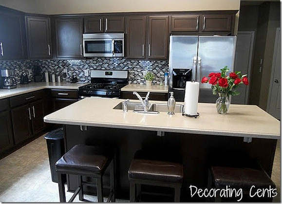 decorating cents kitchen via cassity