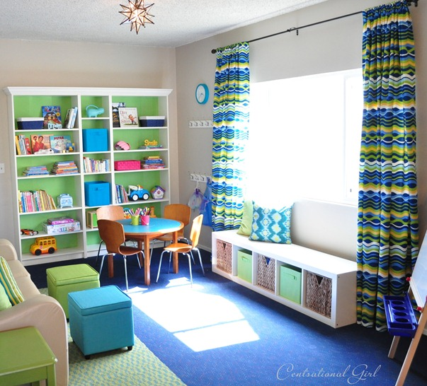 playroom window treatments cg
