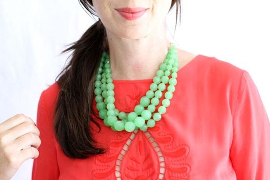 diy statement necklace makingitlovely