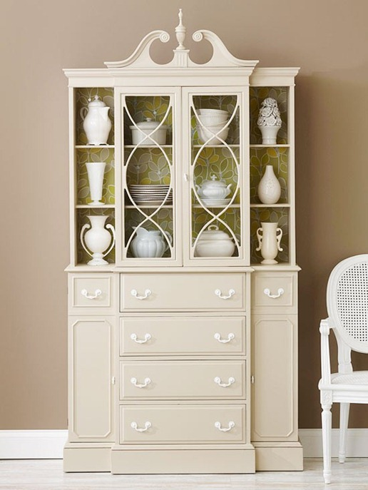 painted hutch bhg