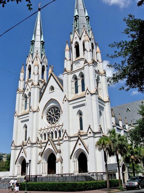 catholic church savannah