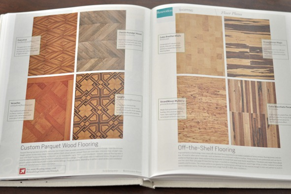 types of wood for remodeling