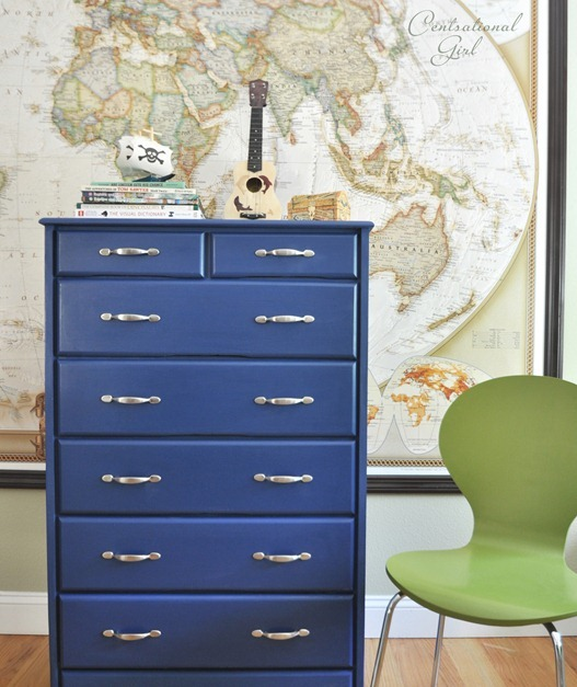 Incroyable Camp Collection Inspired Blue Dresser Cg