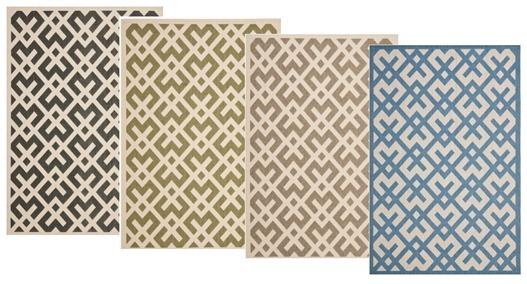 poolside rugs