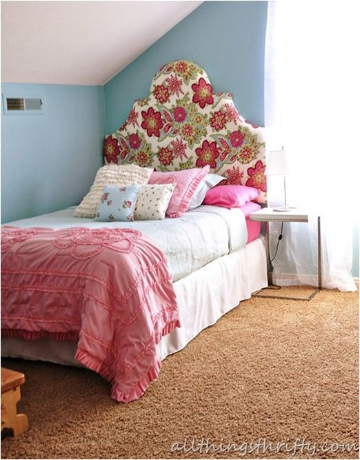 girls room all things thrifty