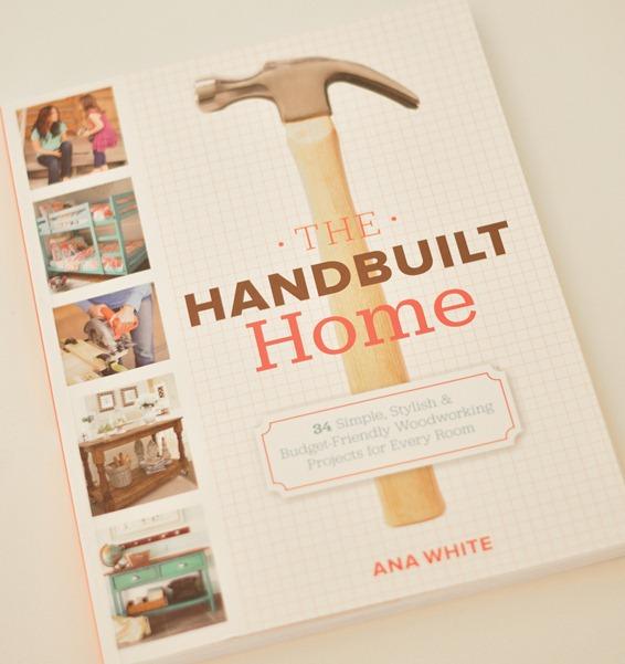 handbuilt home book