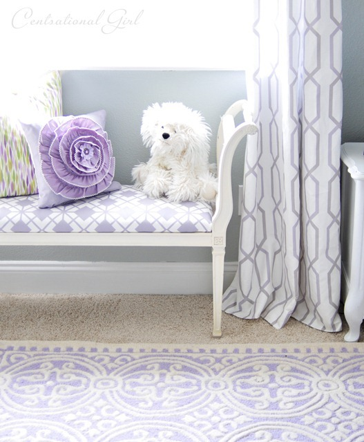 lavender print fabrics