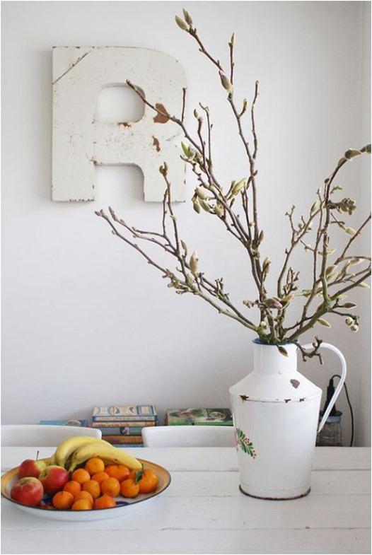 magnolia woodwoolstool